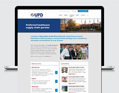 UPD Website