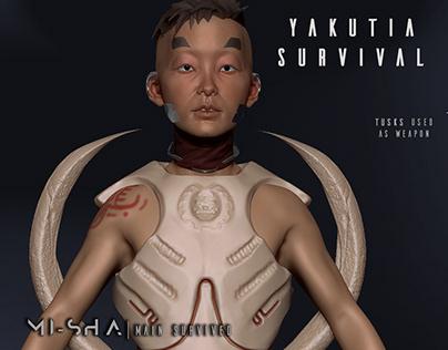 YAKUTIA. SURVIVAL