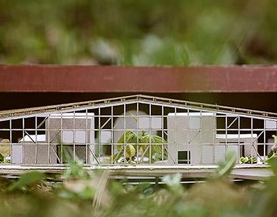 Child Center. Model