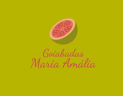 Branding | Goiabadas Maria Amália