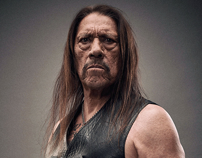 DANNY TREJO - portaits for commercial