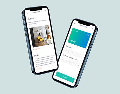Performer Search Service App Design