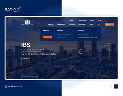 IBS Industries Website
