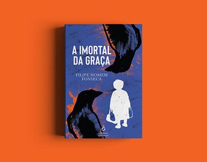 A IMORTAL DA GRAÇA - Book Cover Illustration