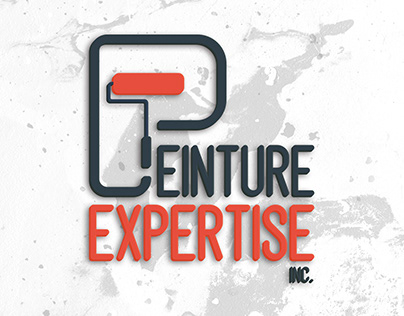 Logo - Peinture Expertise