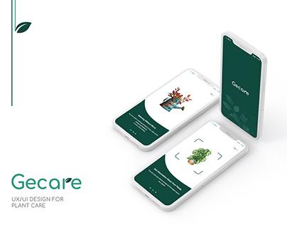 Plant Care Application