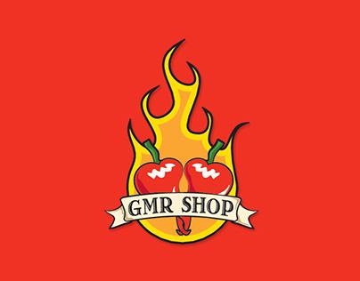 GMR Shop - Visual Identity