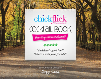 Chick Flick Cocktail Book