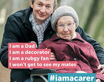 Southend Carers #iamacarer campaign
