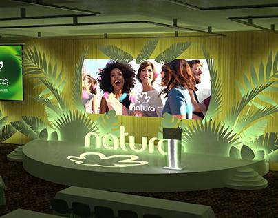 Escenografía, primer encuentro nacional NATURA.