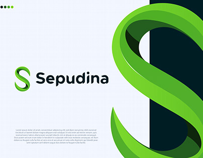 Sepudia - S Letter logo design - for sale