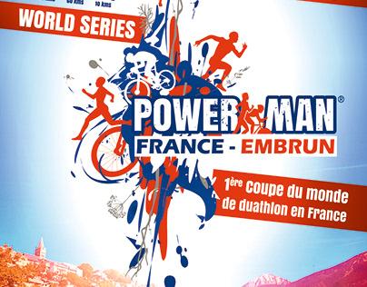 Logotype évènement sportif