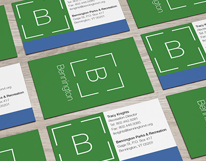 Town of Bennington Visual Identity