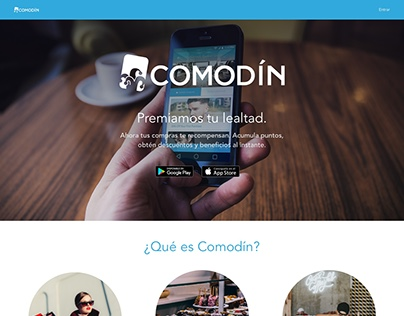 Comodín Website