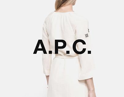 A.P.C. Redesign