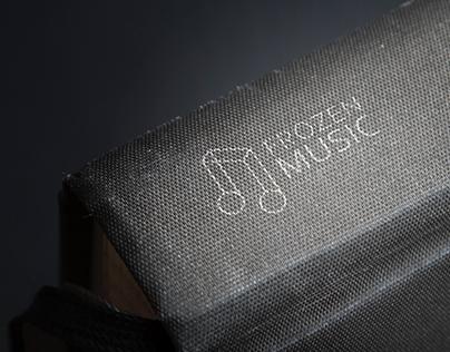 Frozen Music Brand Identity Presentation