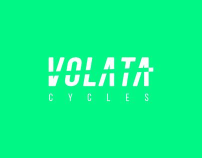Volata Cycles - Website Ux/Ui