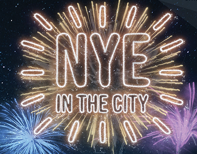 New Years Eve In The City
