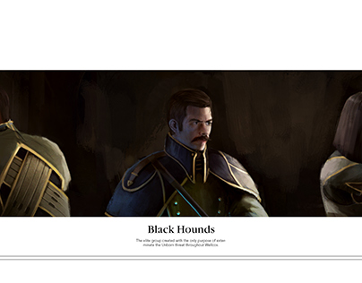 Black Hounds Project