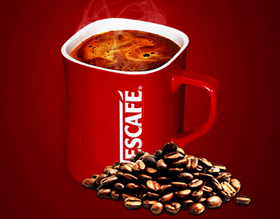 Imaginary design For Nescafe