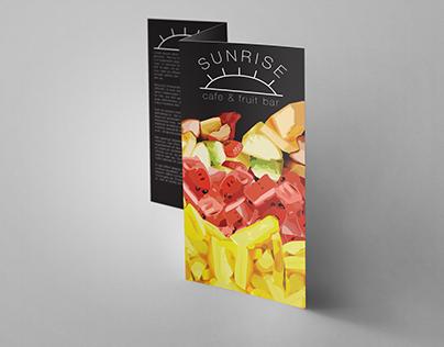 Sunrise Cafe & Fruit Bar