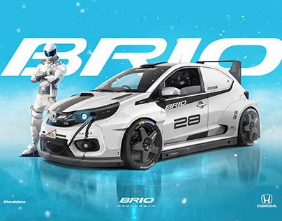 Honda Brio Virtual Modification #3