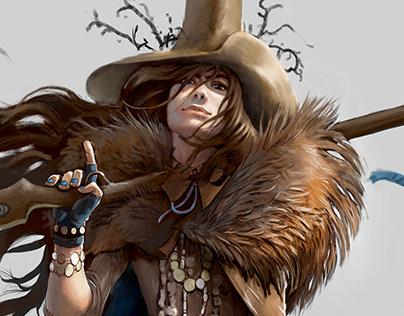 Witch Bounty Hunter- Steam West
