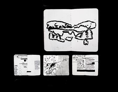 ✏︎ Sketchbook//2019 •