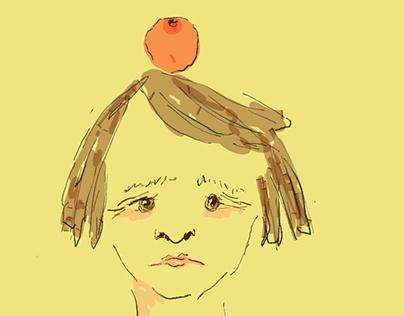 Cosas en la cabeza / Things overhead