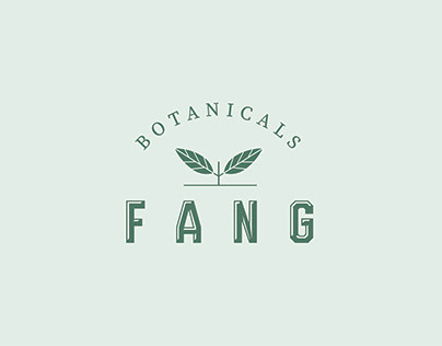 F A N G // Logo and Identity