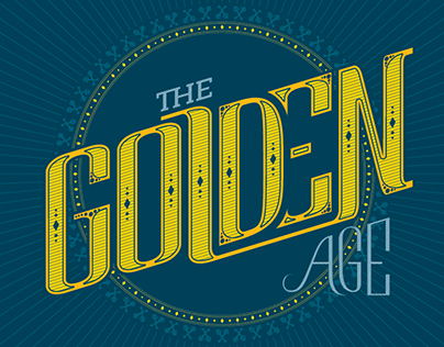 The Golden Age - Commemorative Poster