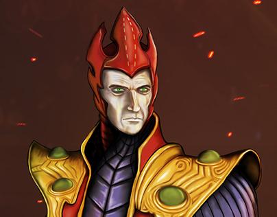Shinnok-MK (Illustration & Digital Art)