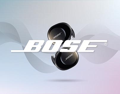 'BOSE' Advertisement