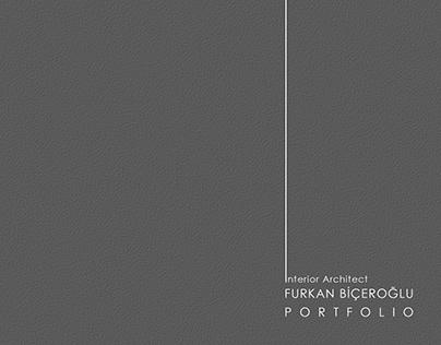 Interior Architecture Student Portfolio