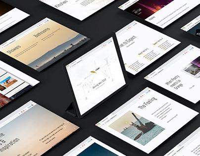 Diseño web de LA GRANGE