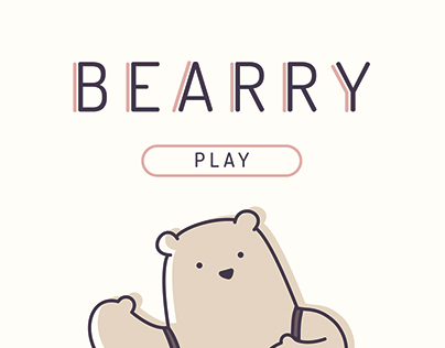 BEARRY - Game Design