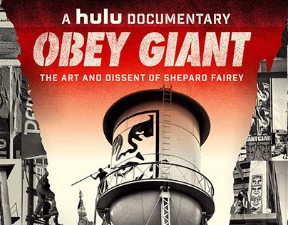 Hulu | Obey Giant
