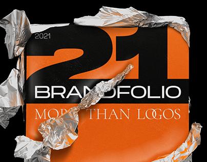 Brandfolio 2021   MORE THAN LOGOS