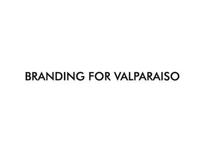 Valparaiso, Puerto de Colores - Branding
