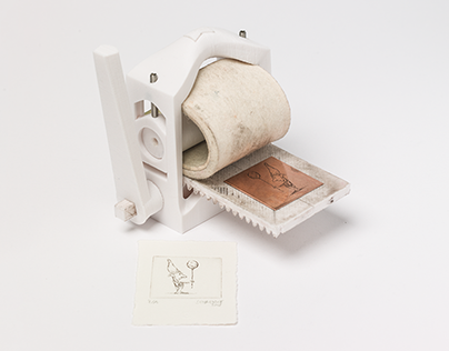 DIY Printmaking Press – Open Press Project