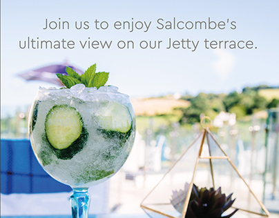 Client - Salcombe Harbour Hotel Poster
