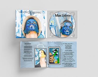MAX LISBOA´s Vídeo Clip Direction, Drawsand CD-cover