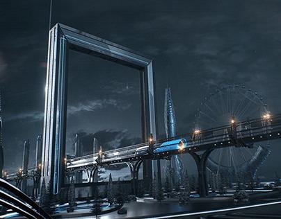 Dubai Tv - Hyperloop