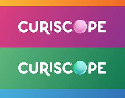 Curiscope - logo design & identity