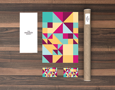 The Manchester Agency - Brand Identity