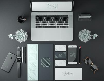 Graphic Design-LOGO DESIGN - ARCHITECTURE LOGO