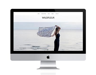 Wildfleur Website