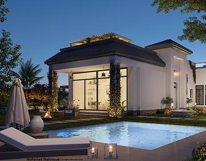 Villa Visualization & Modeling