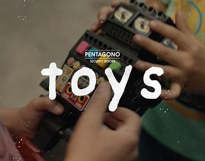 Pentagono - Toys