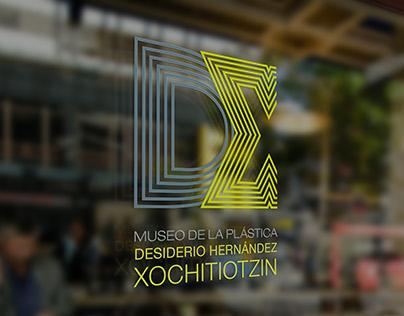 Logotipo Museo de la Plástica